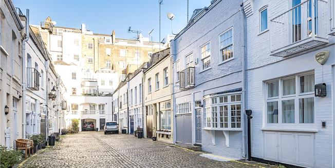 Asking Price £2,750,000, 3 Bedroom House For Sale in London, SW7