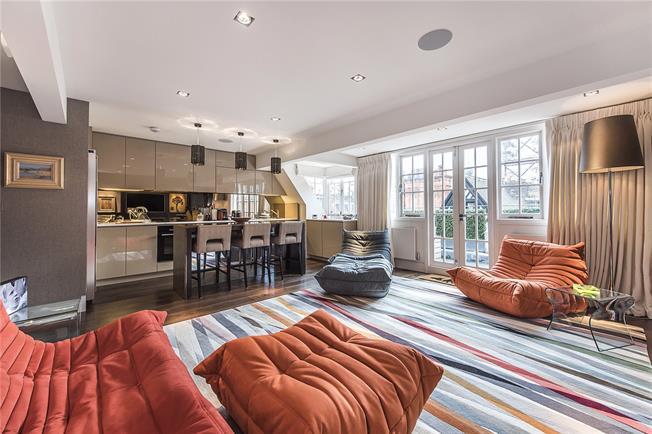 Asking Price £2,250,000, 1 Bedroom Flat For Sale in London, SW1X