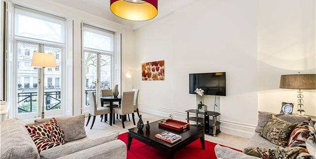 Asking Price £1,825,000, 1 Bedroom Flat For Sale in London, SW7