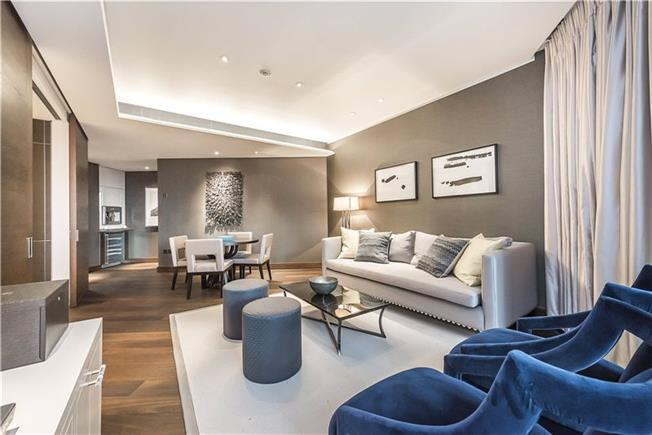 Asking Price £5,000,000, 1 Bedroom Flat For Sale in London, SW1X