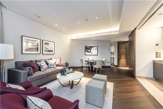 Asking Price £5,500,000, 1 Bedroom Flat For Sale in London, SW1X