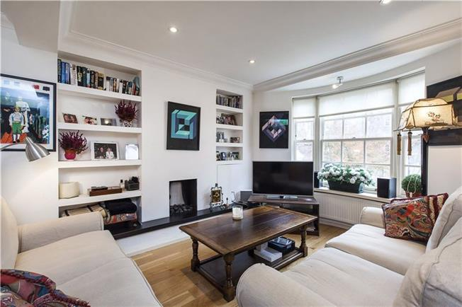 Asking Price £3,100,000, 4 Bedroom Terraced House For Sale in London, SW7