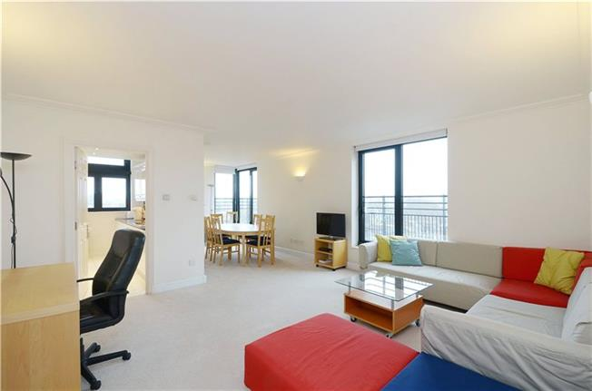 Asking Price £1,375,000, 2 Bedroom Flat For Sale in London, SW7