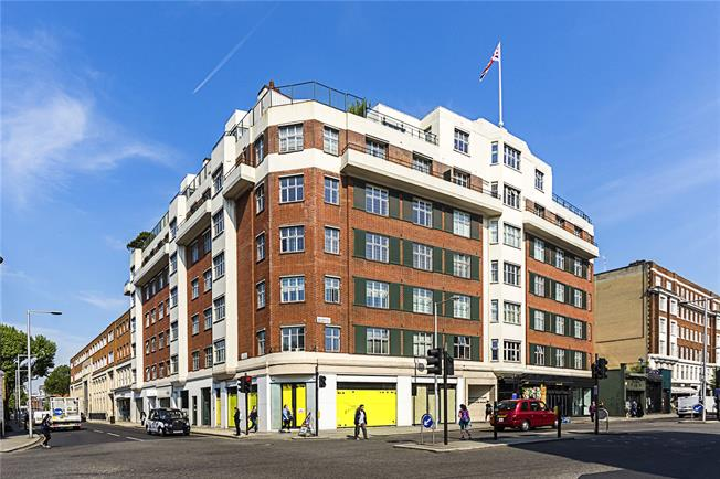 Asking Price £995,000, 1 Bedroom Flat For Sale in London, SW3