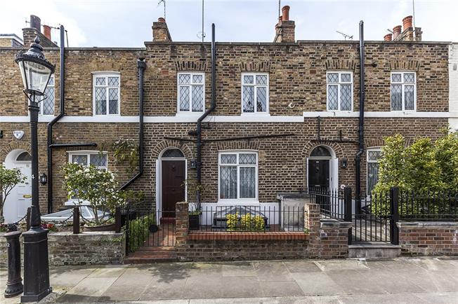 Asking Price £1,450,000, 1 Bedroom Terraced House For Sale in London, SW7