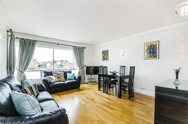 Asking Price £1,495,000, 2 Bedroom Flat For Sale in London, SW7