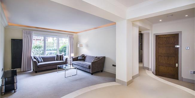 Asking Price £1,650,000, 2 Bedroom Flat For Sale in London, SW7
