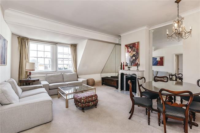 Asking Price £1,495,000, 2 Bedroom Flat For Sale in London, SW1X
