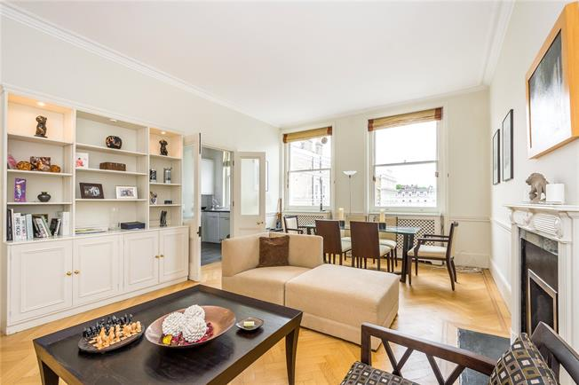 Asking Price £1,025,000, 1 Bedroom Flat For Sale in London, SW7
