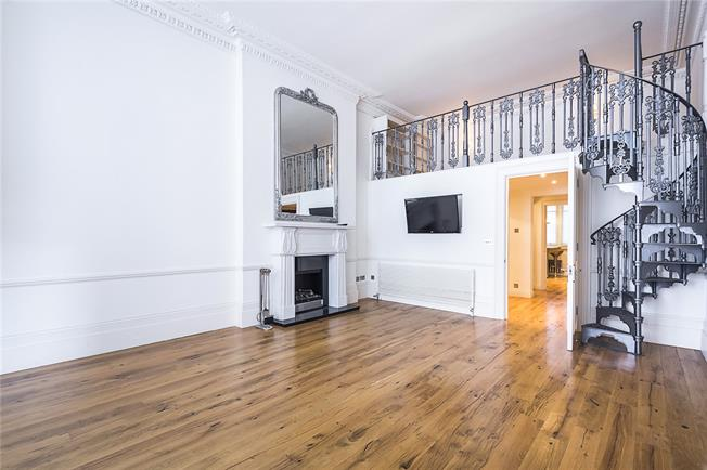 Asking Price £2,100,000, 3 Bedroom Flat For Sale in London, SW7