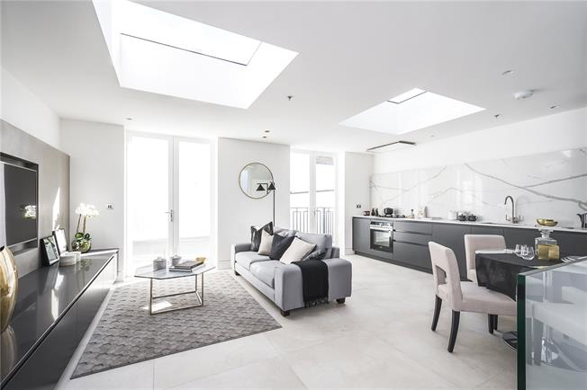 Asking Price £2,450,000, 2 Bedroom Flat For Sale in London, SW7