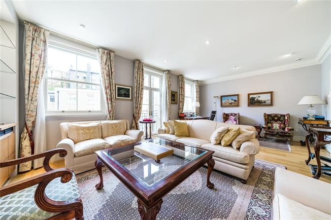 Asking Price £5,250,000, 4 Bedroom Terraced House For Sale in London, SW1X