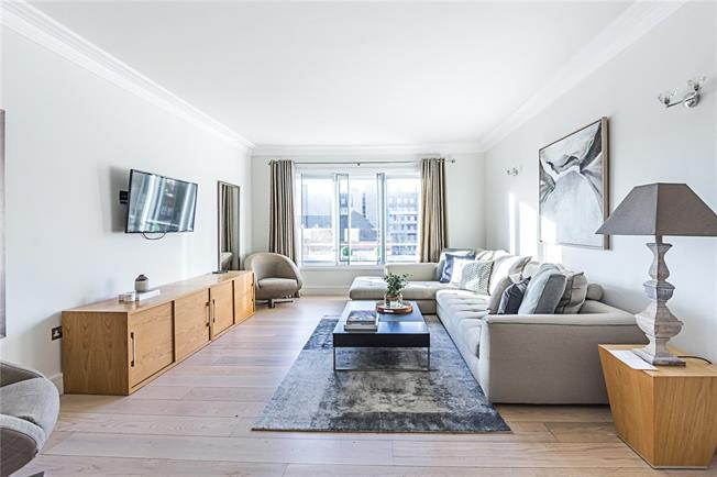 Asking Price £3,500,000, 3 Bedroom Flat For Sale in London, SW7