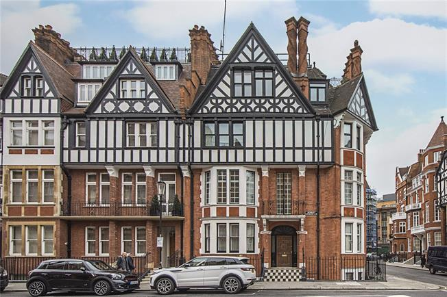 Asking Price £825,000, 1 Bedroom Flat For Sale in London, SW1X
