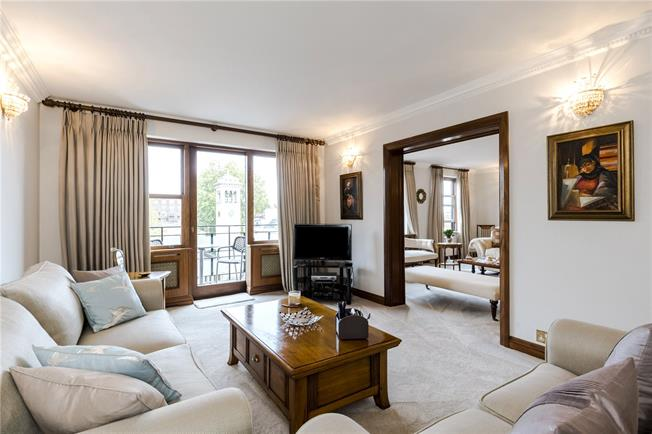 Asking Price £6,950,000, 4 Bedroom Flat For Sale in London, SW7