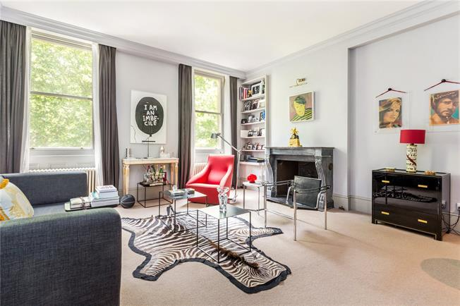 Asking Price £2,250,000, 2 Bedroom Flat For Sale in London, SW7