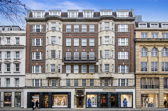 Asking Price £2,950,000, 2 Bedroom Flat For Sale in London, SW1X