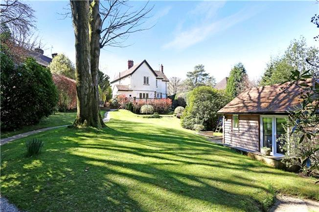 Offers in excess of £950,000, 4 Bedroom Detached House For Sale in Hindhead, Surrey, GU26