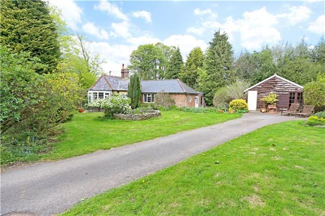 Guide Price £650,000, 3 Bedroom Bungalow For Sale in Liphook, GU30