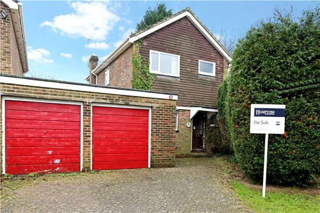 Guide Price £380,000, 4 Bedroom Detached House For Sale in Milland, GU30