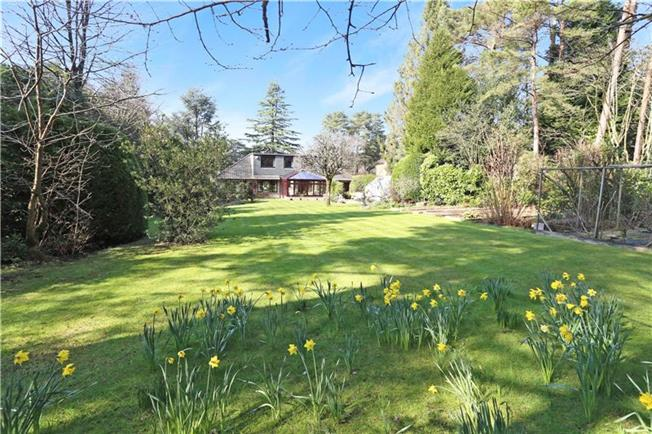 Guide Price £775,000, 4 Bedroom Detached House For Sale in Grayshott, GU26
