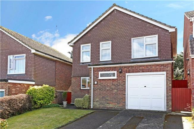 Asking Price £430,000, 4 Bedroom Detached House For Sale in Liphook, GU30