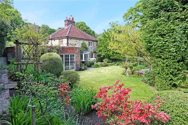 Offers in excess of £500,000, 3 Bedroom Semi Detached House For Sale in Liphook, GU30