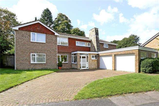 Guide Price 725000 4 Bedroom Detached House For Sale In Hampshire GU30