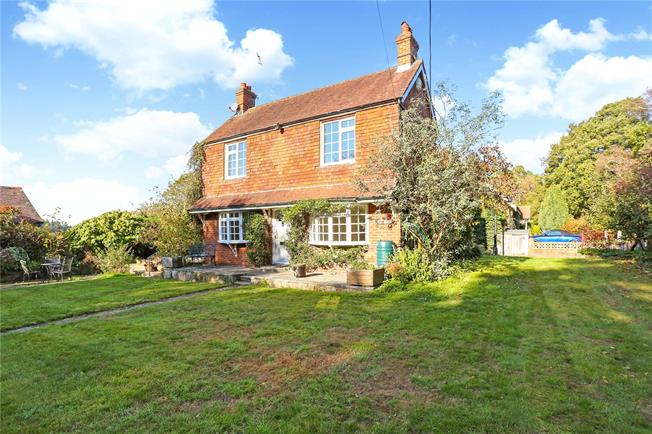 Offers in excess of £675,000, 3 Bedroom Detached House For Sale in Conford, GU30
