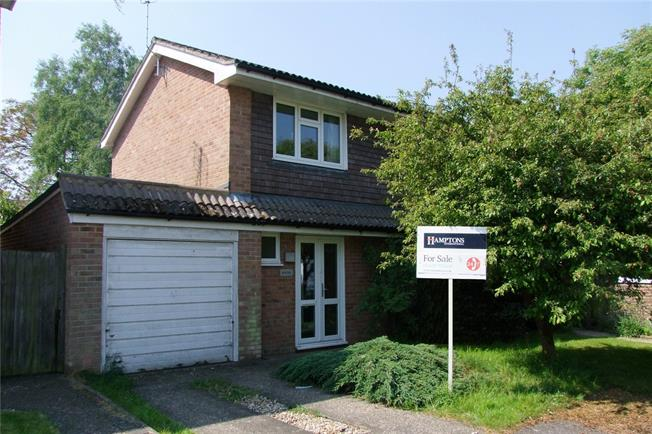 Asking Price £415,000, 4 Bedroom Detached House For Sale in Liphook, GU30