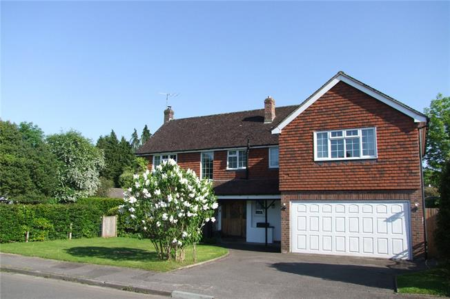 Offers in excess of £699,995, 5 Bedroom Detached House For Sale in Headley, GU35