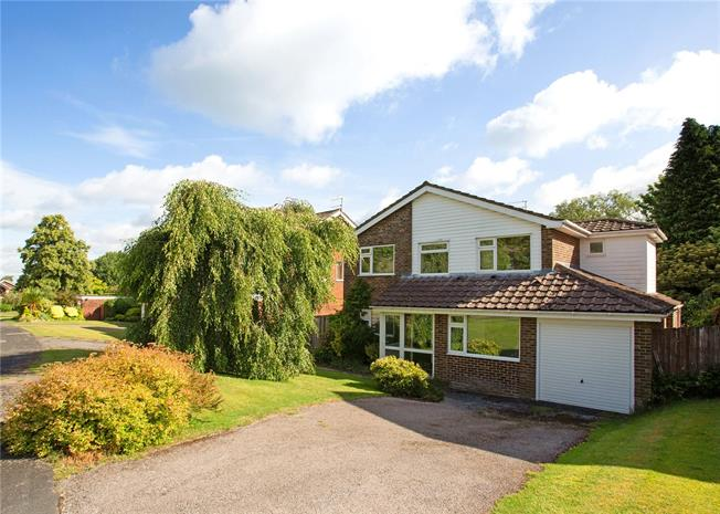 Price on Application, 4 Bedroom Detached House For Sale in Liphook, GU30