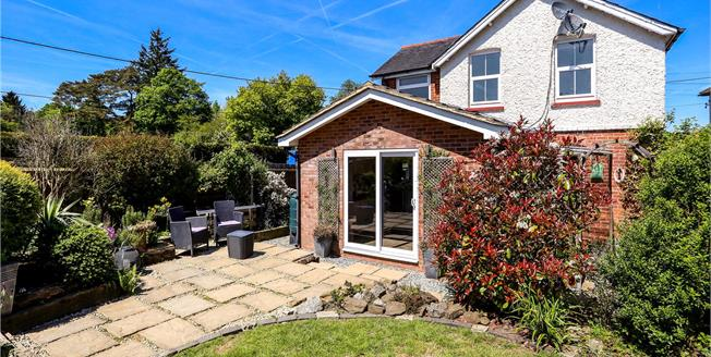 Offers in excess of £400,000, 3 Bedroom Detached House For Sale in Liphook, GU30