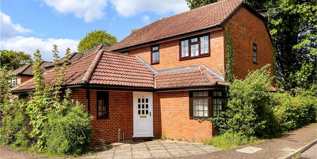 Offers in excess of £395,000, 4 Bedroom Detached House For Sale in Hampshire, GU35