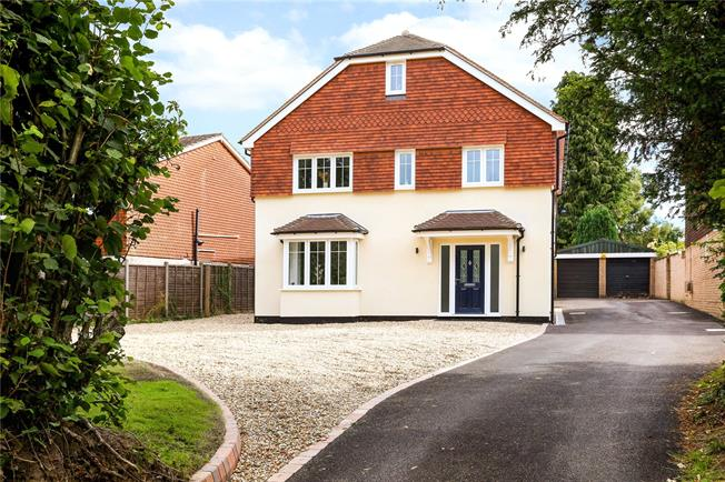 Offers in excess of £700,000, 5 Bedroom Detached House For Sale in Bramshott, GU30