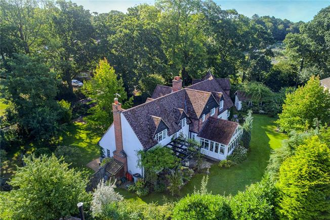 Offers in excess of £925,000, 5 Bedroom Detached House For Sale in Headley, GU35
