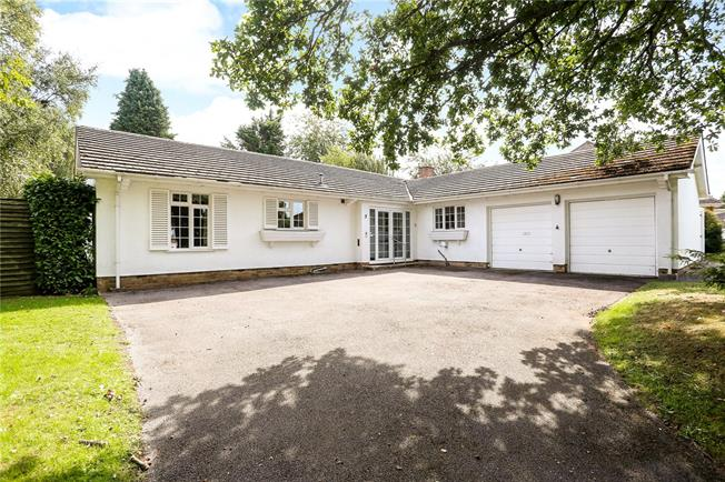 Offers in excess of £650,000, 4 Bedroom Bungalow For Sale in Hampshire, GU30