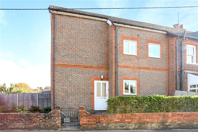 Offers in excess of £250,000, 2 Bedroom Semi Detached House For Sale in Hampshire, GU30