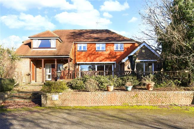 Offers in excess of £1,195,000, 5 Bedroom Detached House For Sale in Liphook, Hampshire, GU30