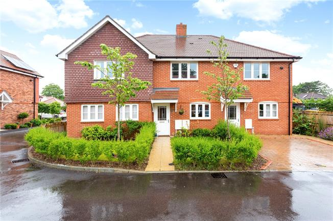 Offers in excess of £325,000, 2 Bedroom Semi Detached House For Sale in Hampshire, GU30