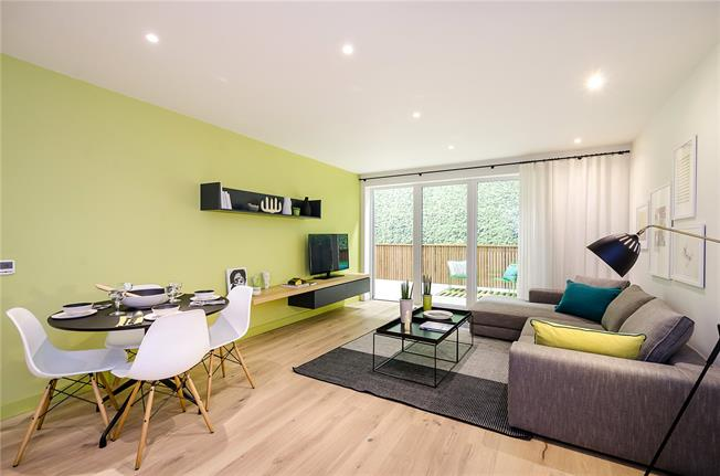 Asking Price £670,000, 3 Bedroom Flat For Sale in London, NW9