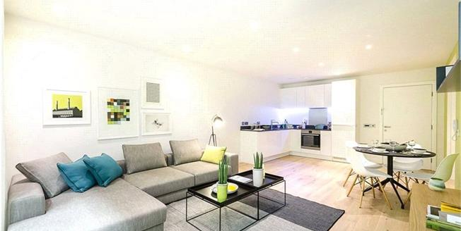 Asking Price £595,000, 3 Bedroom Flat For Sale in London, NW9