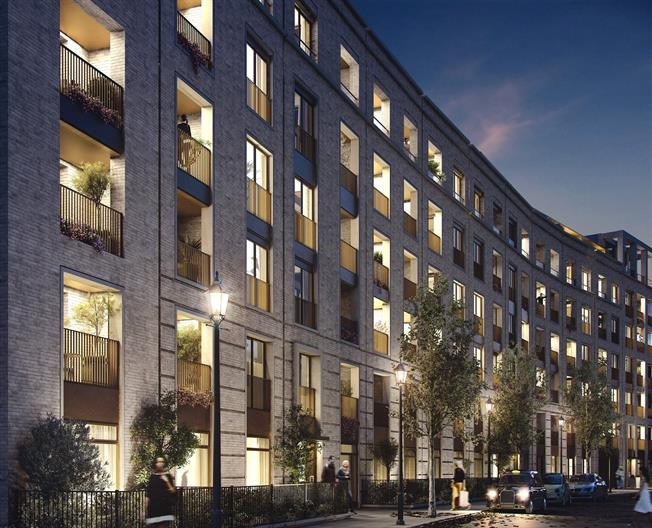 Asking Price £765,000, 2 Bedroom Flat For Sale in London, W10