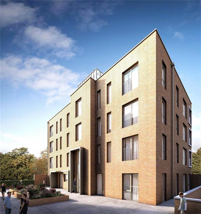 Asking Price £590,000, 2 Bedroom Flat For Sale in London, E3