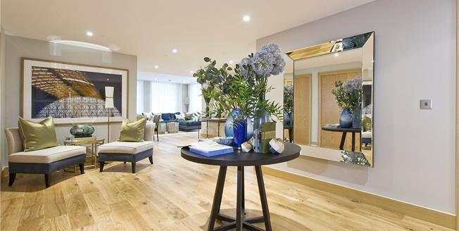 Asking Price £1,930,000, 3 Bedroom Flat For Sale in London, W2