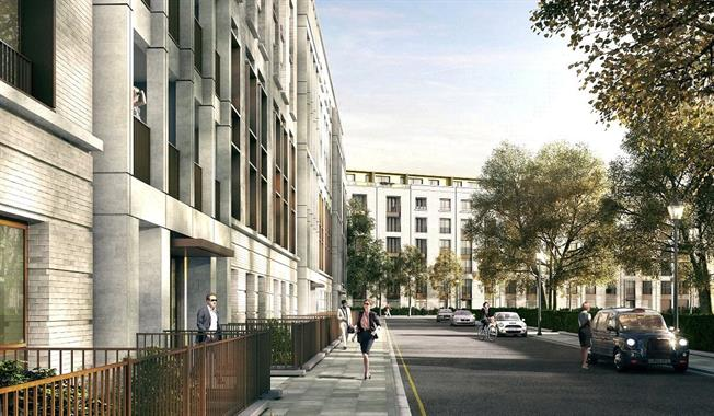 Asking Price £695,000, 1 Bedroom Flat For Sale in London, W10
