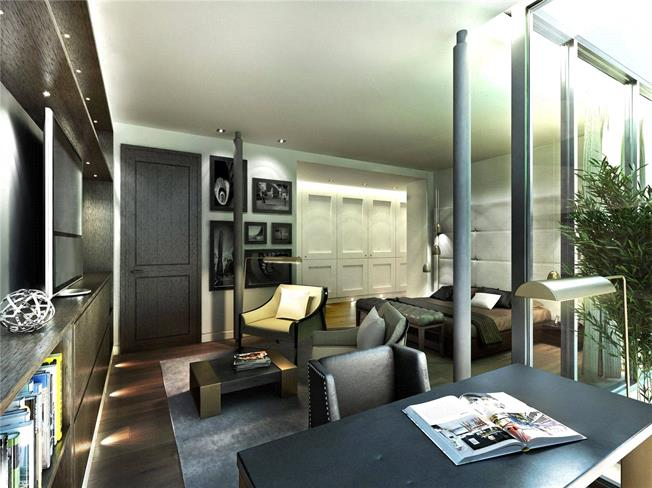 Asking Price £3,675,000, 2 Bedroom Flat For Sale in London, SW1E
