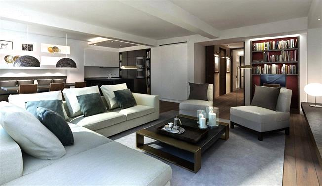 Asking Price £3,275,000, 2 Bedroom Flat For Sale in London, SW1E