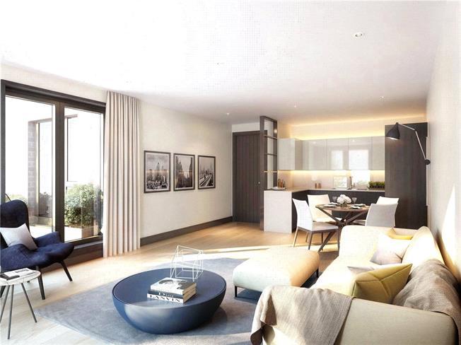 Asking Price £1,000,000, 3 Bedroom Flat For Sale in London, SE1