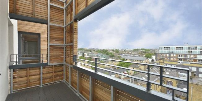 Guide Price £1,230,000, 2 Bedroom Flat For Sale in Wharf Road, London, N1